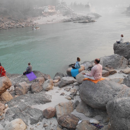 300 Hour Guided Meditation Teacher Training Certification Course in Rishikesh India - Meditation Retreat