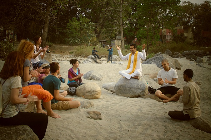Yoga Meditation Teacher Training Courses Retreats in India - About Us