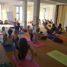 Drop in yoga classes Dharamsala