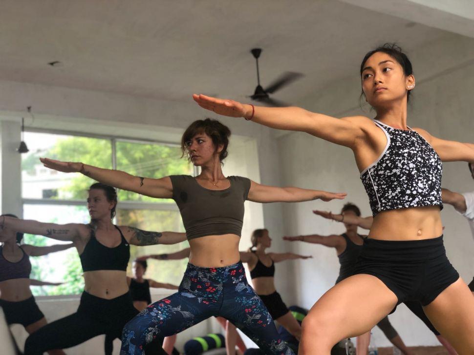 Ashtanga Yoga School