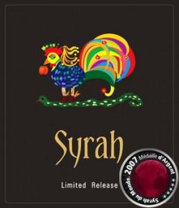 shiraz 2007