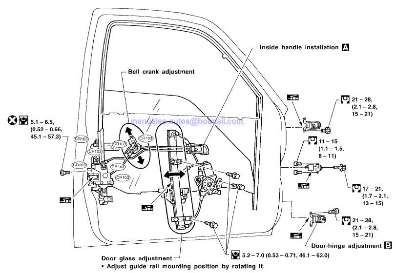 Manual De Mecanica Taller Nissan Frontier 2003