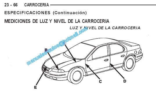 Manual de Reparacion Stratus Cirrus 2000