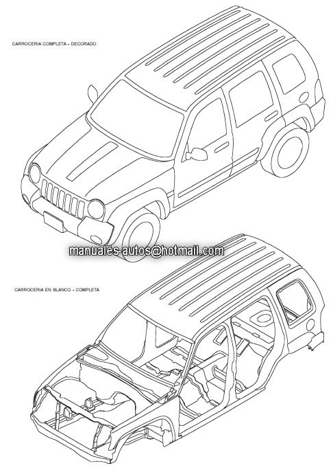 Manual de Reparacion Jeep Liberty 2003