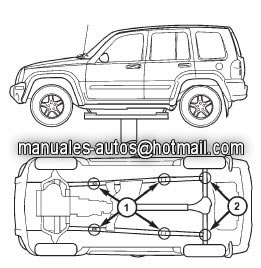 Manual De Reparacion Jeep Liberty 2006