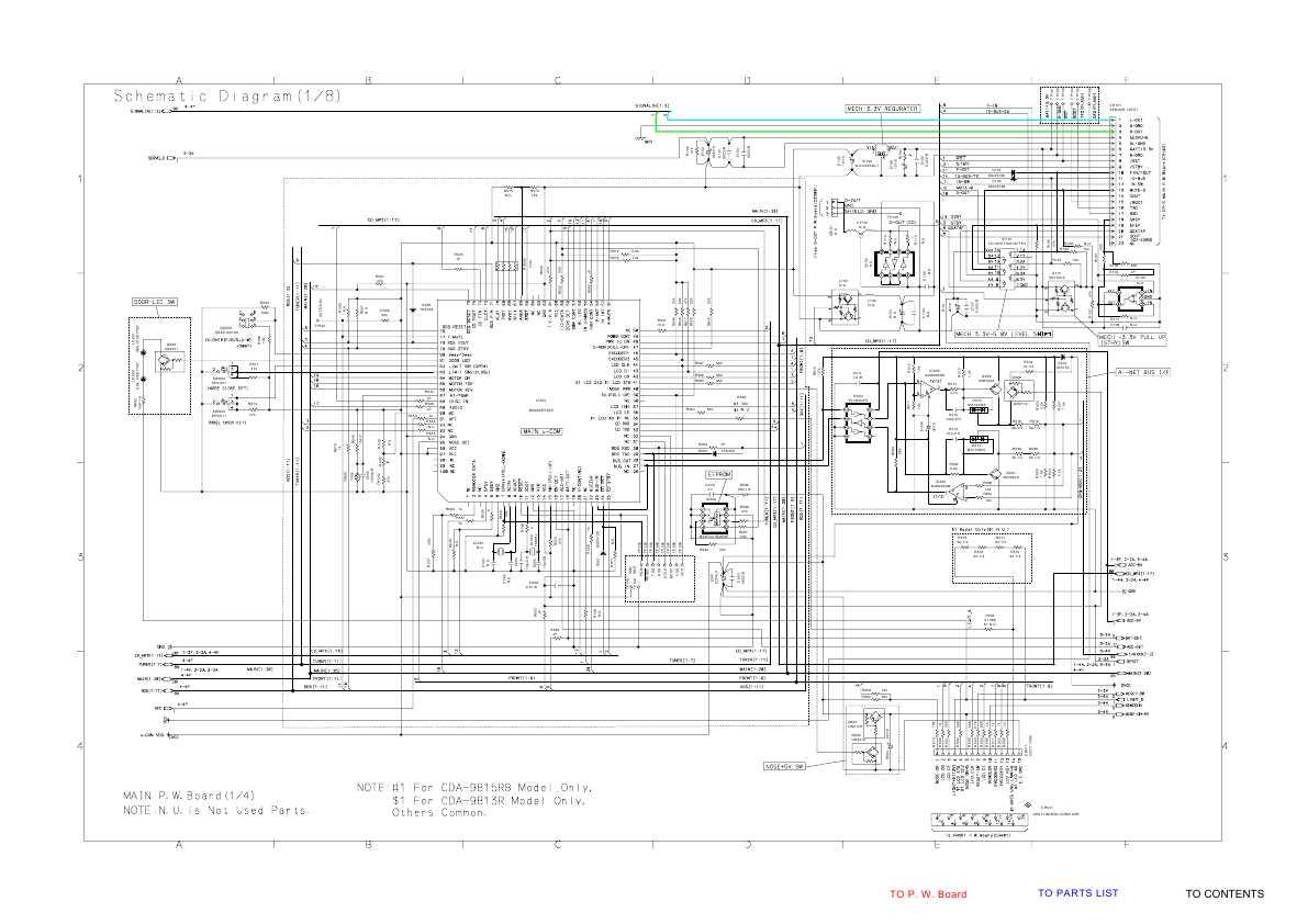 Сервисная инструкция Alpine CDA-9813R, CDA-9815RB ― Manual