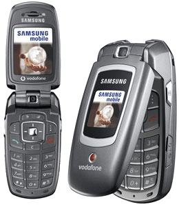 Samsung ZV40 SGH-ZV40 Manual / User Guide Instructions