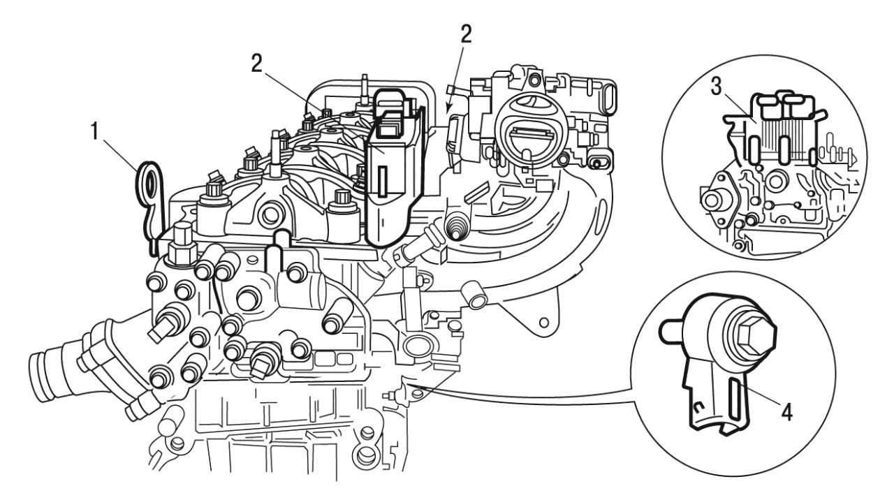Manual.CountryAuto.ru :: Peugeot :: 206 :: Сборка двигателя