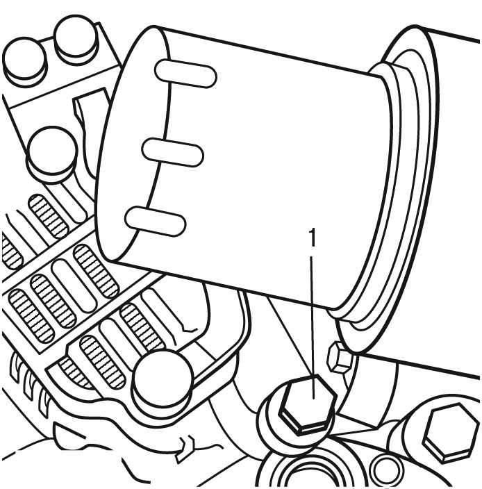 Manual.CountryAuto.ru :: Peugeot :: 206 :: Снятие генератора