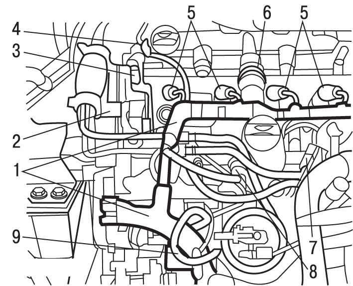 Manual.CountryAuto.ru :: Peugeot :: 307 :: Форсунки