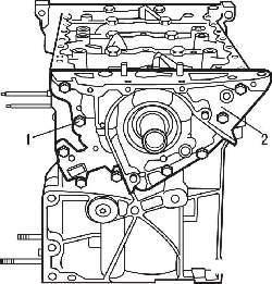 Manual.CountryAuto.ru :: Peugeot :: 307 :: Сборка двигателя