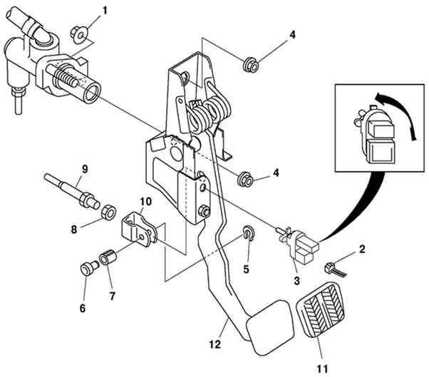 Manual.CountryAuto.ru :: Mazda :: 6 :: Снятие и установка