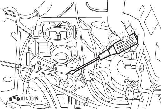 Компенсатор частоты вращения коленчатого вала двигателя на