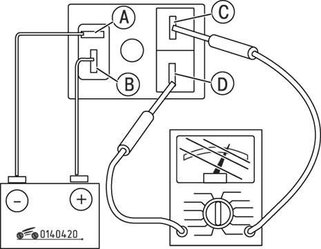 Система предварительного прогрева дизельного двигателя