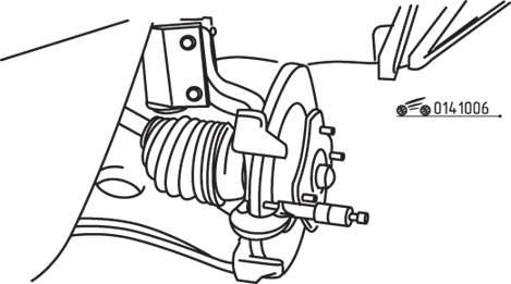 Manual.CountryAuto.ru :: Mazda :: 626 / MX-6 :: Дисковые