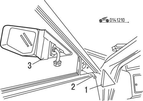 Manual.CountryAuto.ru :: Mazda :: 626 / MX-6 :: Двери
