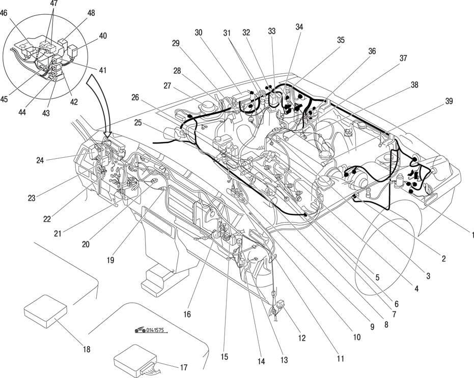 Manual.CountryAuto.ru :: Mazda :: 626 / MX-6 :: Схемы