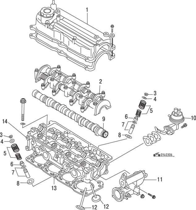 Manual.CountryAuto.ru :: Mazda :: 626 / MX-6 :: Замена и