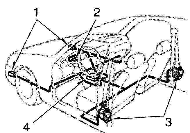 Manual.CountryAuto.ru :: Toyota :: Camry XV20 :: Натяжные