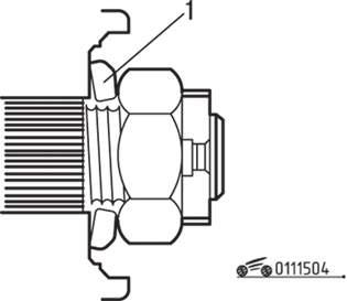 Manual.CountryAuto.ru :: Mitsubishi :: Carisma :: Ступица