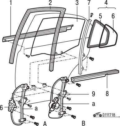 Manual.CountryAuto.ru :: Mitsubishi :: Carisma :: Заднее