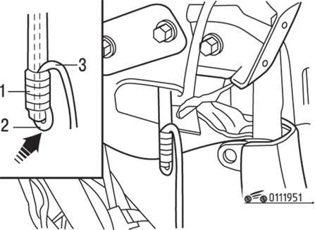 Manual.CountryAuto.ru :: Mitsubishi :: Carisma :: Антенна