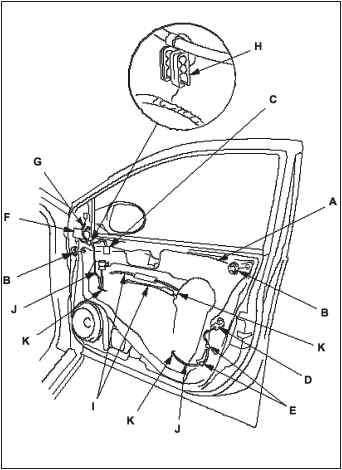 Manual.CountryAuto.ru :: Honda :: Civic 5D :: Замена