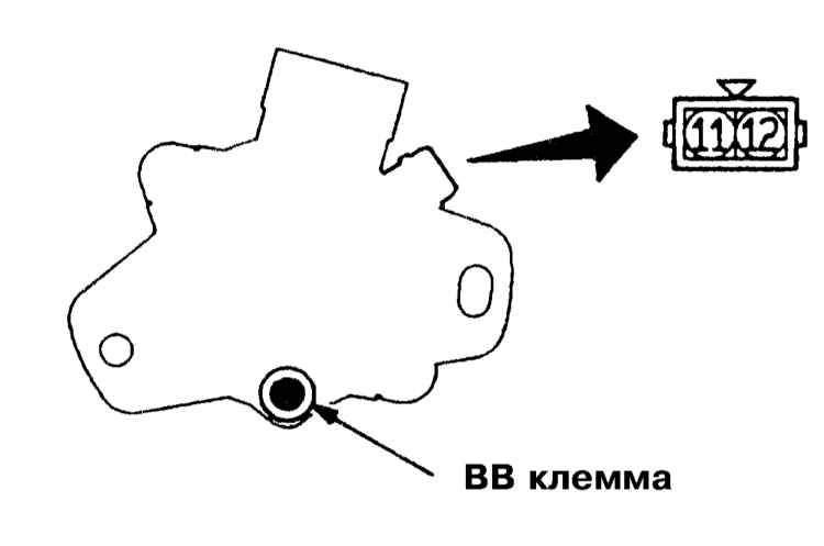 Проверка состояния и замена катушки(ек) зажигания