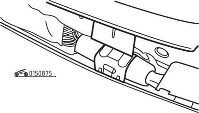 Снятие и установка элементов оборудования салона и отделки
