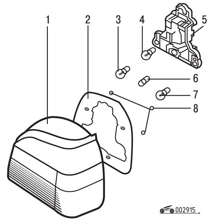 Manual.CountryAuto.ru :: Volkswagen :: Golf III :: Блок