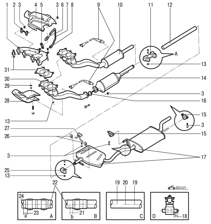 Manual.CountryAuto.ru :: Volkswagen :: Golf III :: Снятие