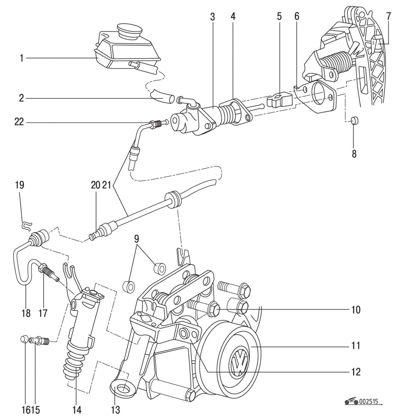 Manual.CountryAuto.ru :: Volkswagen :: Golf III