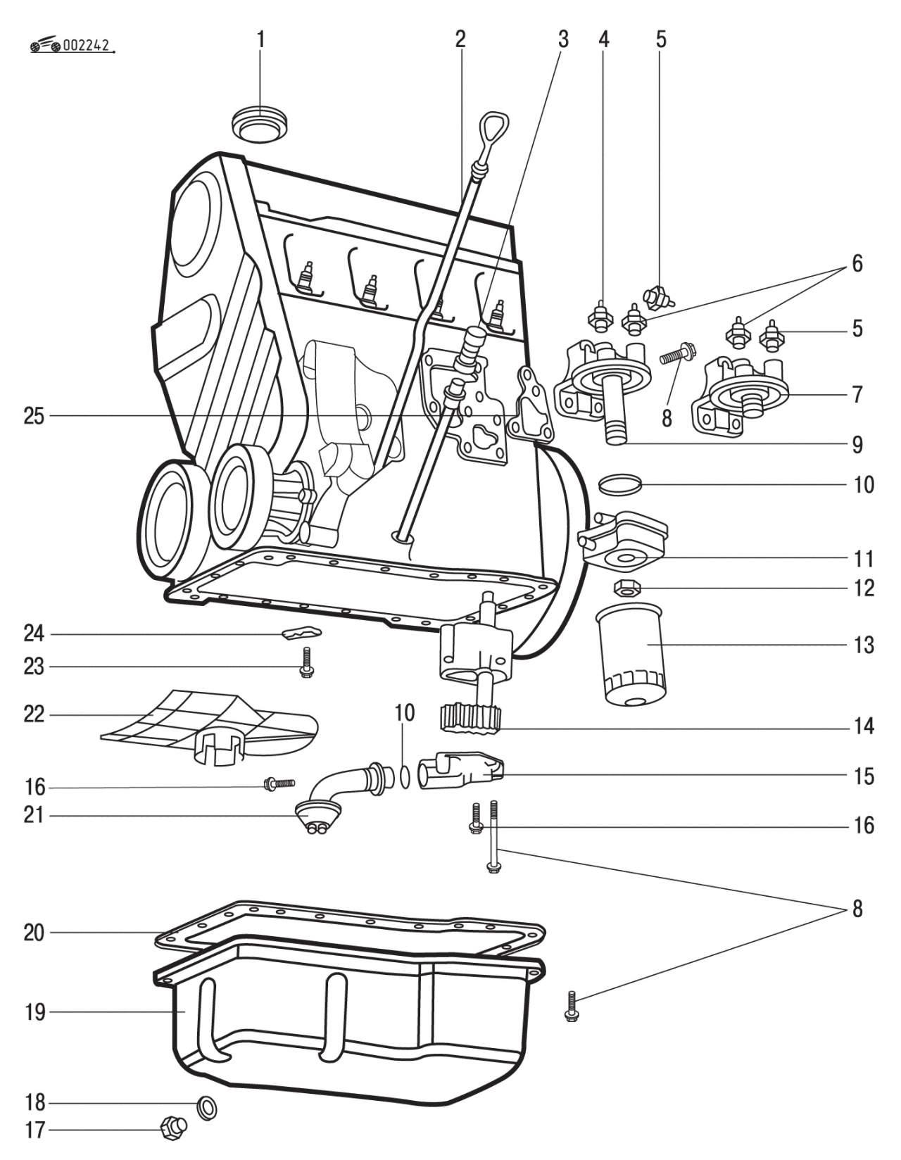 Manual.CountryAuto.ru :: Volkswagen :: Golf III :: Система