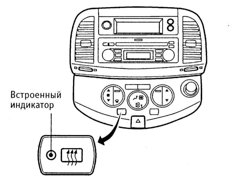 Manual.CountryAuto.ru :: Nissan :: Micra :: Органы