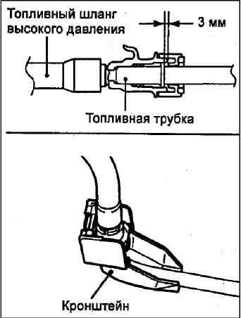 Снятие и установка головки блока цилиндров (4G63