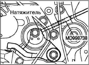 Manual.CountryAuto.ru :: Mitsubishi :: Outlander :: Замена