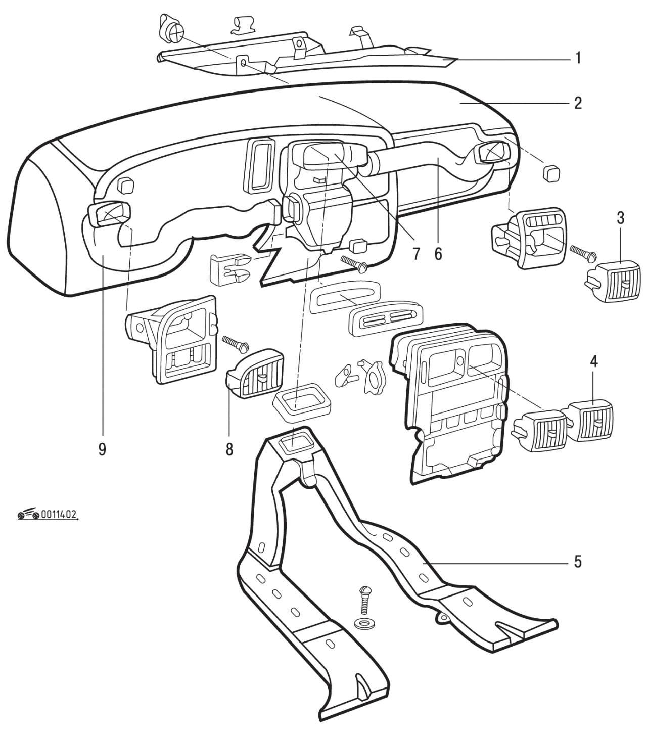 Manual.CountryAuto.ru :: Volkswagen :: Passat B3 B4