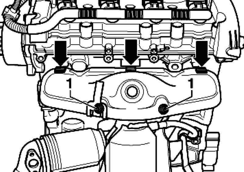 Manual.CountryAuto.ru :: Volkswagen :: Passat B6 :: Снятие
