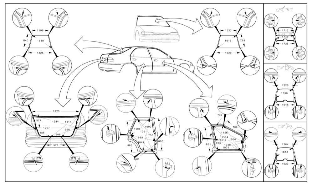 Manual.CountryAuto.ru :: Mercedes-Benz :: S-класс W140