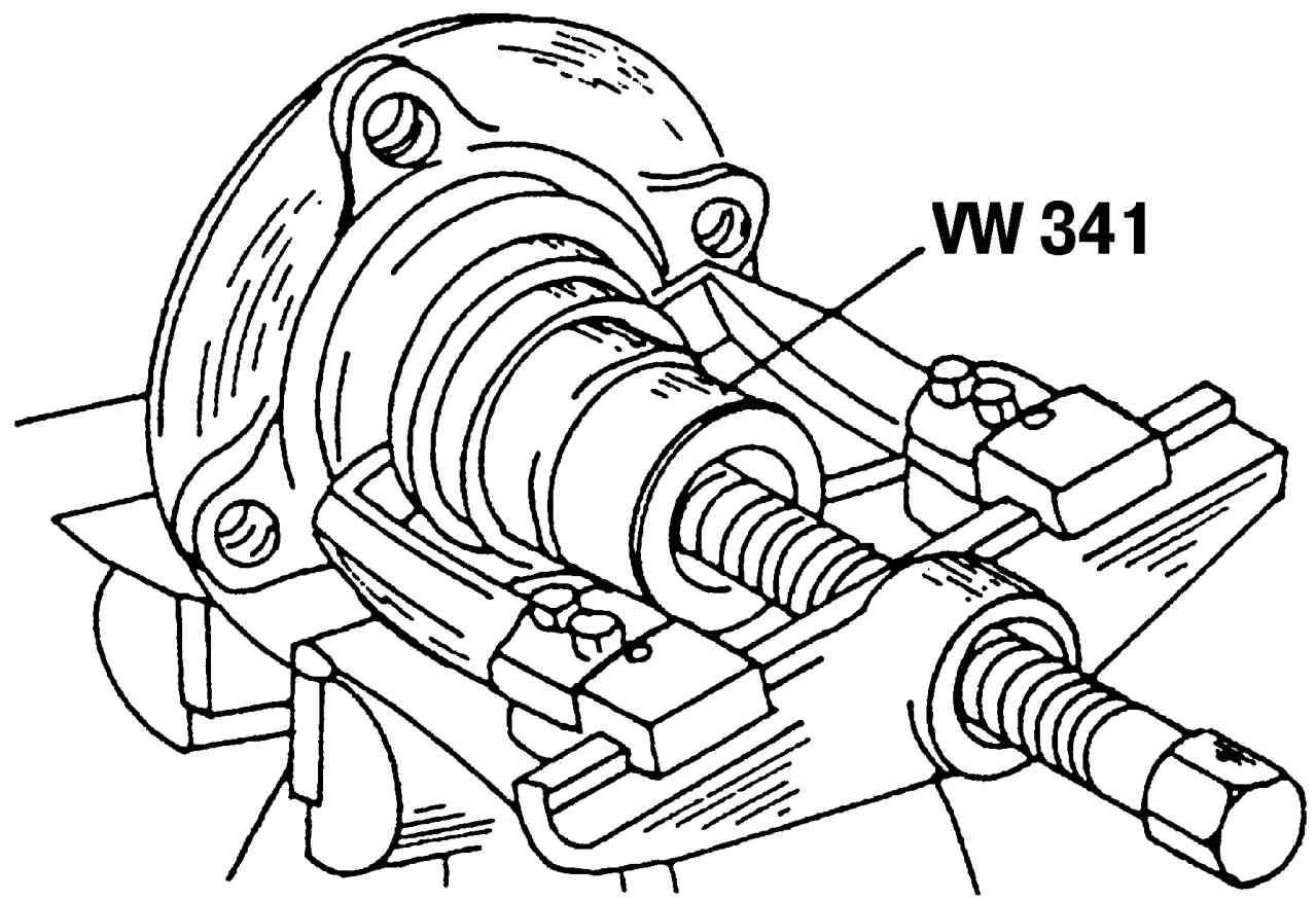 Manual.CountryAuto.ru :: Volkswagen :: Sharan :: Замена
