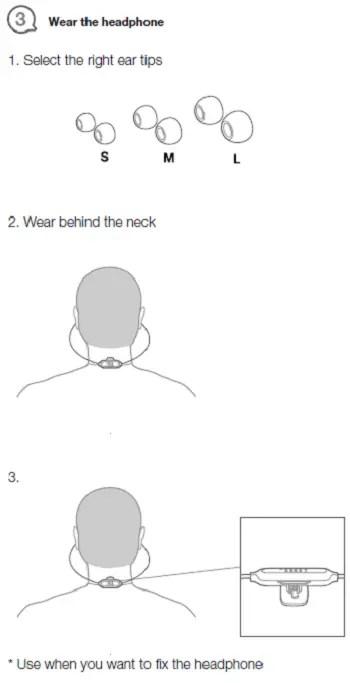 JBL E25BT Bluetooth Headphone User Manual [Pairing, Reset