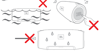 JBL Xtreme User Manual [Extreme Pairing Instructions