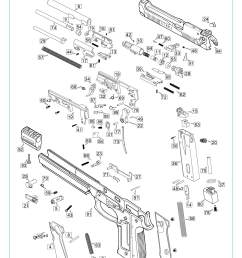 download area we tactical training international we m14 parts diagram [ 1619 x 2210 Pixel ]