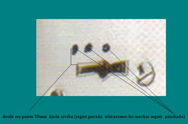CERRADURAS DOBLE PALETA APERTURAS: punto cerradura