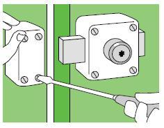 INSTALAR UN CERROJO MONOPUNTO O MULTIPUNTO 5 instalar cerrojo