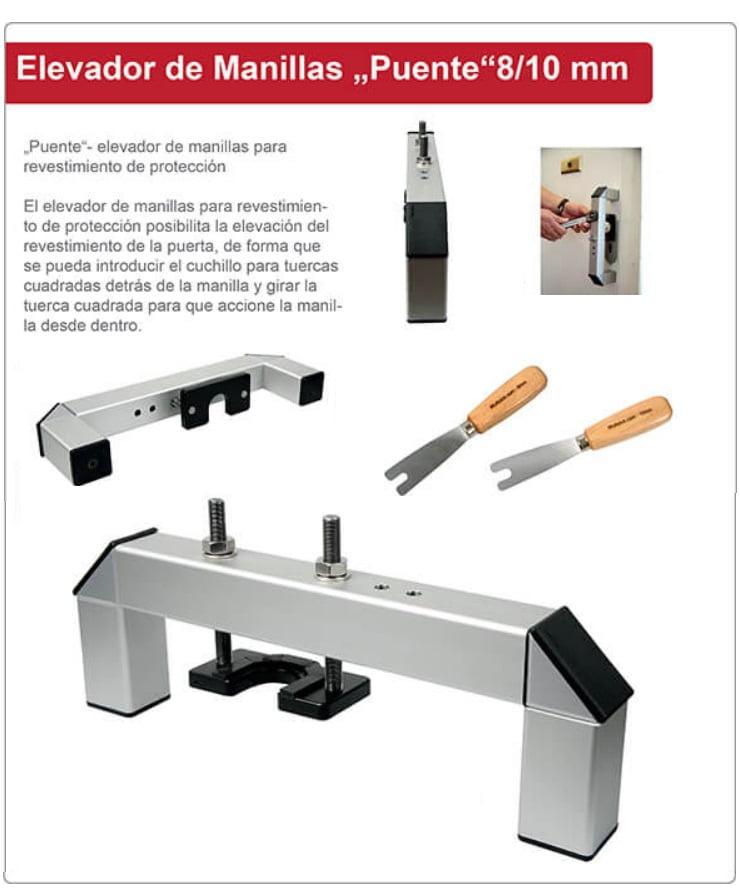 HERRAMIENTAS PROFESIONALES DE CERRAJERO