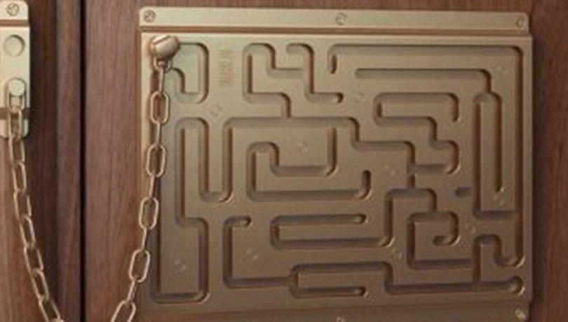 Cerradura imposible de abrir