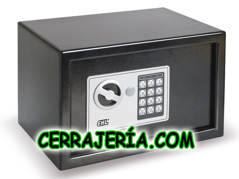 CAJA SEGURIDAD - CERRAJERÍA.COM
