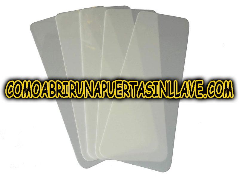 tarjetas para apertura de puertas manualcerrajero comoabrirunapuertasinllave.com