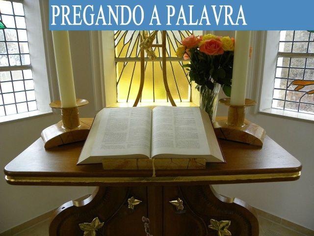 como pregar a palavra de Deus